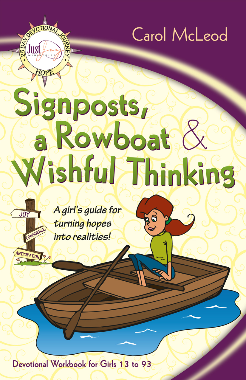 Signposts, Rowboat and Wishful Thinking